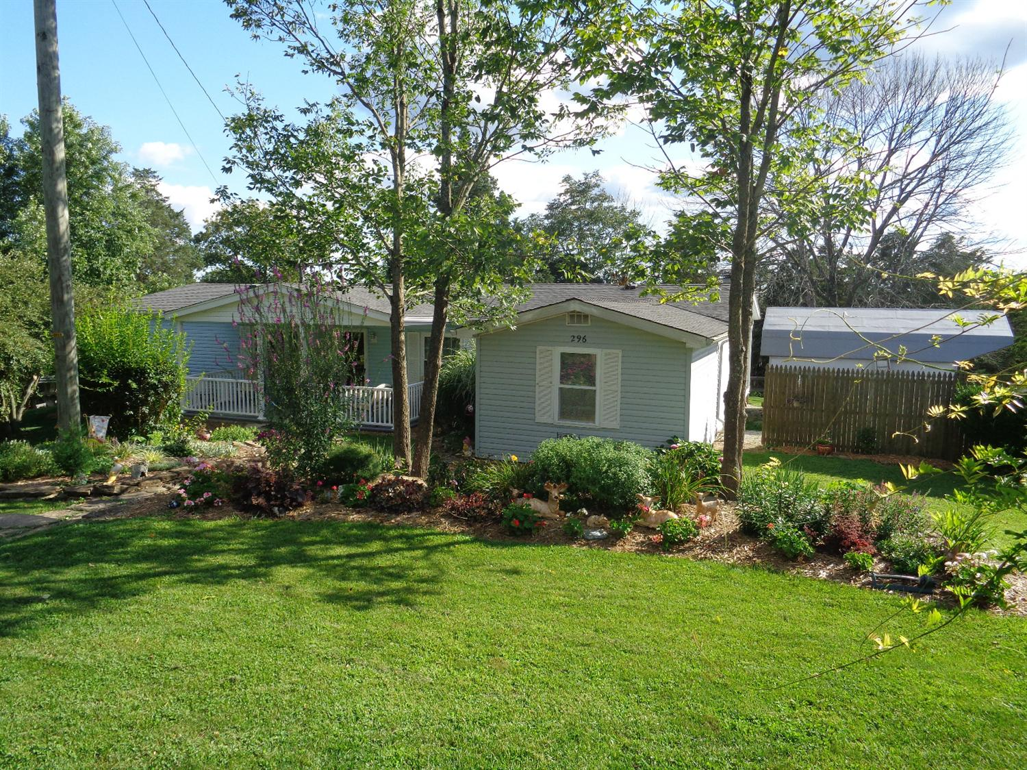 real estate photo 1 for 296 Gillispie Rd Falmouth, KY 41040