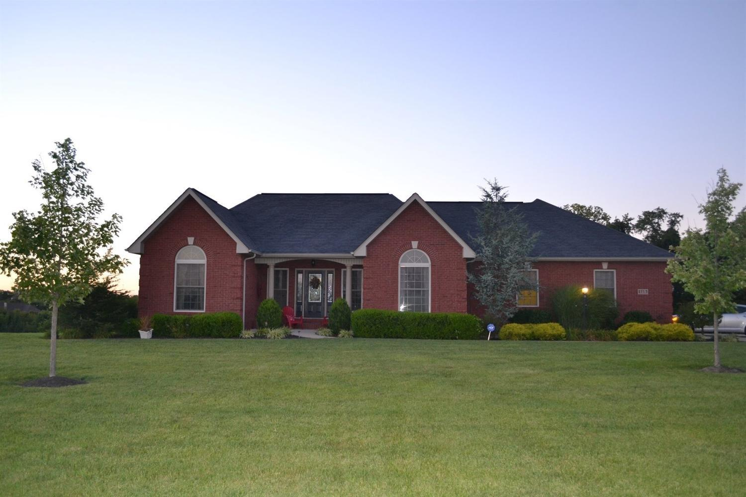 real estate photo 1 for 115 Chippewa Dr Dry Ridge, KY 41035