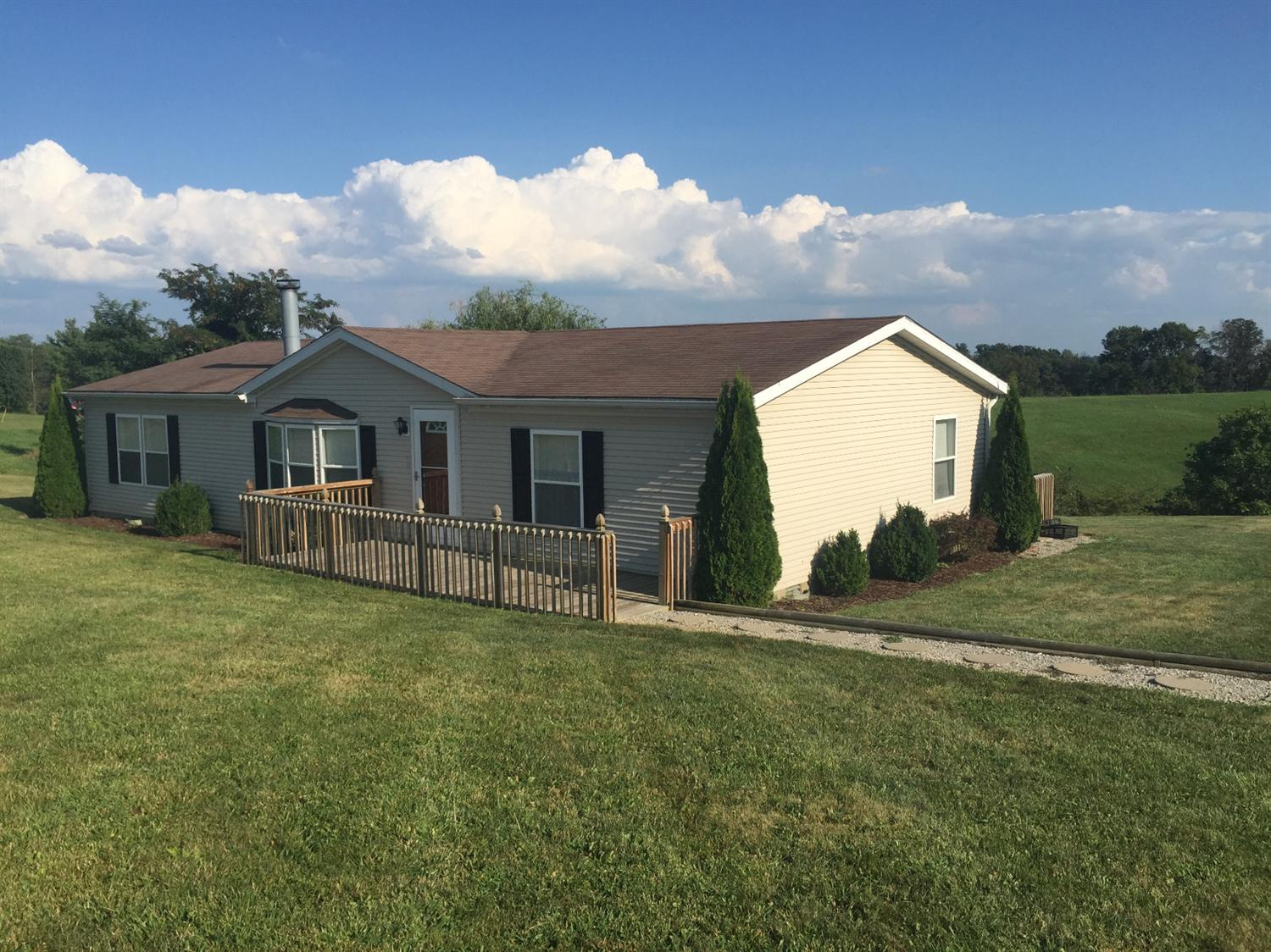 real estate photo 1 for 3685 Lemon Northcutt Rd Dry Ridge, KY 41035