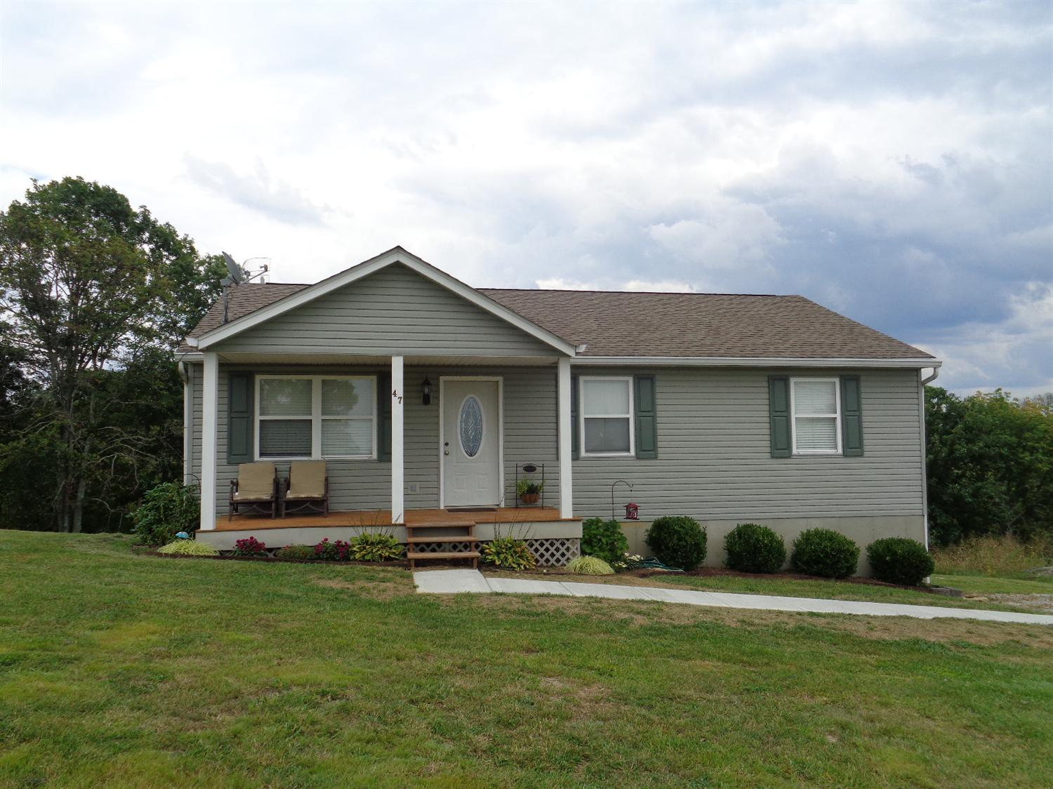 real estate photo 1 for 47 McKenzie Rd Falmouth, KY 41040