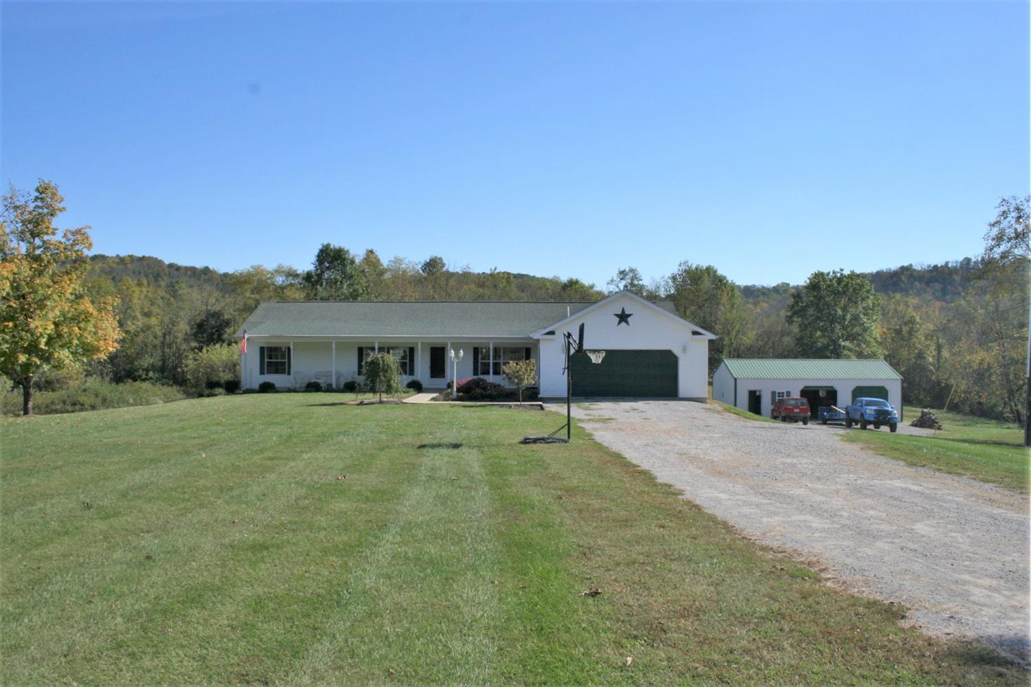 real estate photo 1 for 3356 Ky Hwy 467 E Sparta, KY 41046
