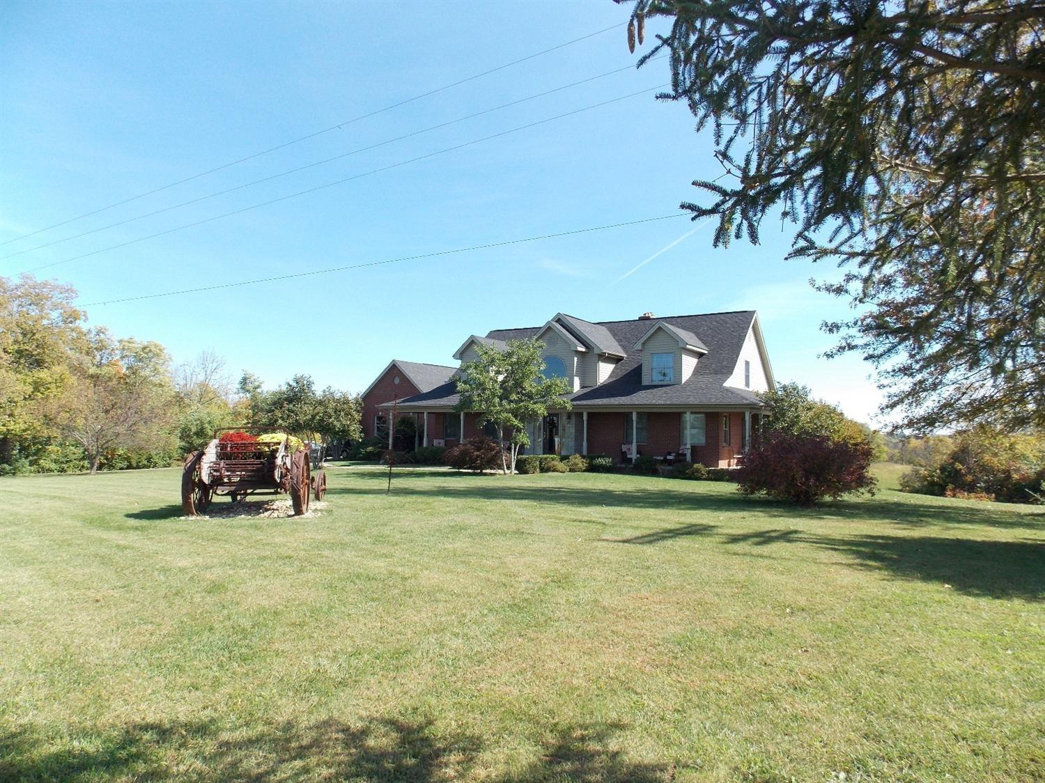 real estate photo 1 for 3170 Greenville Rd Dry Ridge, KY 41035