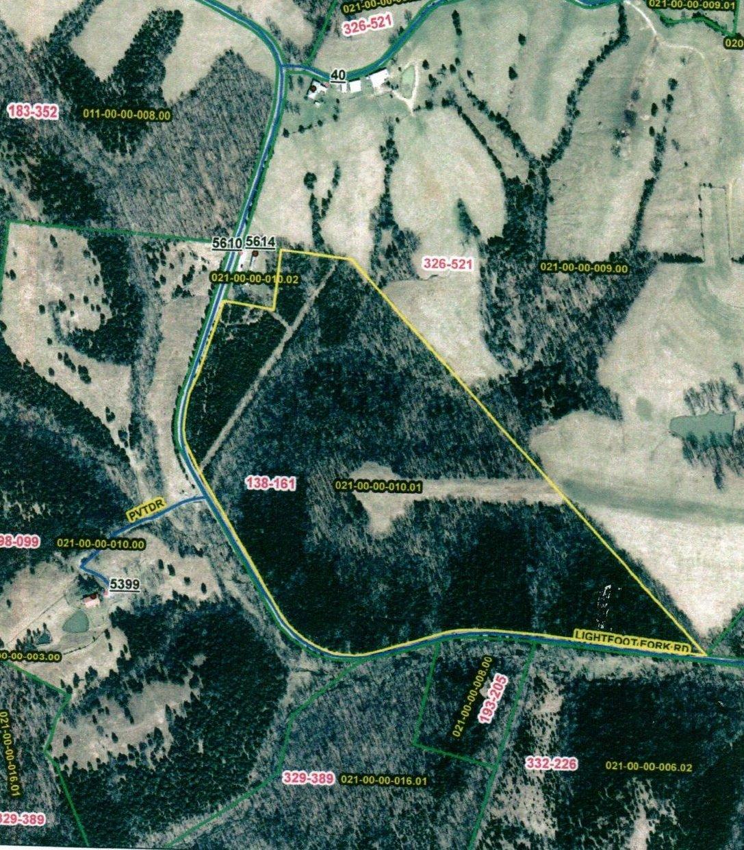 real estate photo 1 for Lightfoot Fork Rd Falmouth, KY 41040