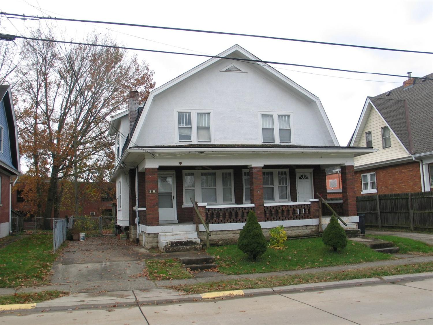 real estate photo 1 for 110 W 2nd St Silver Grove, KY 41085