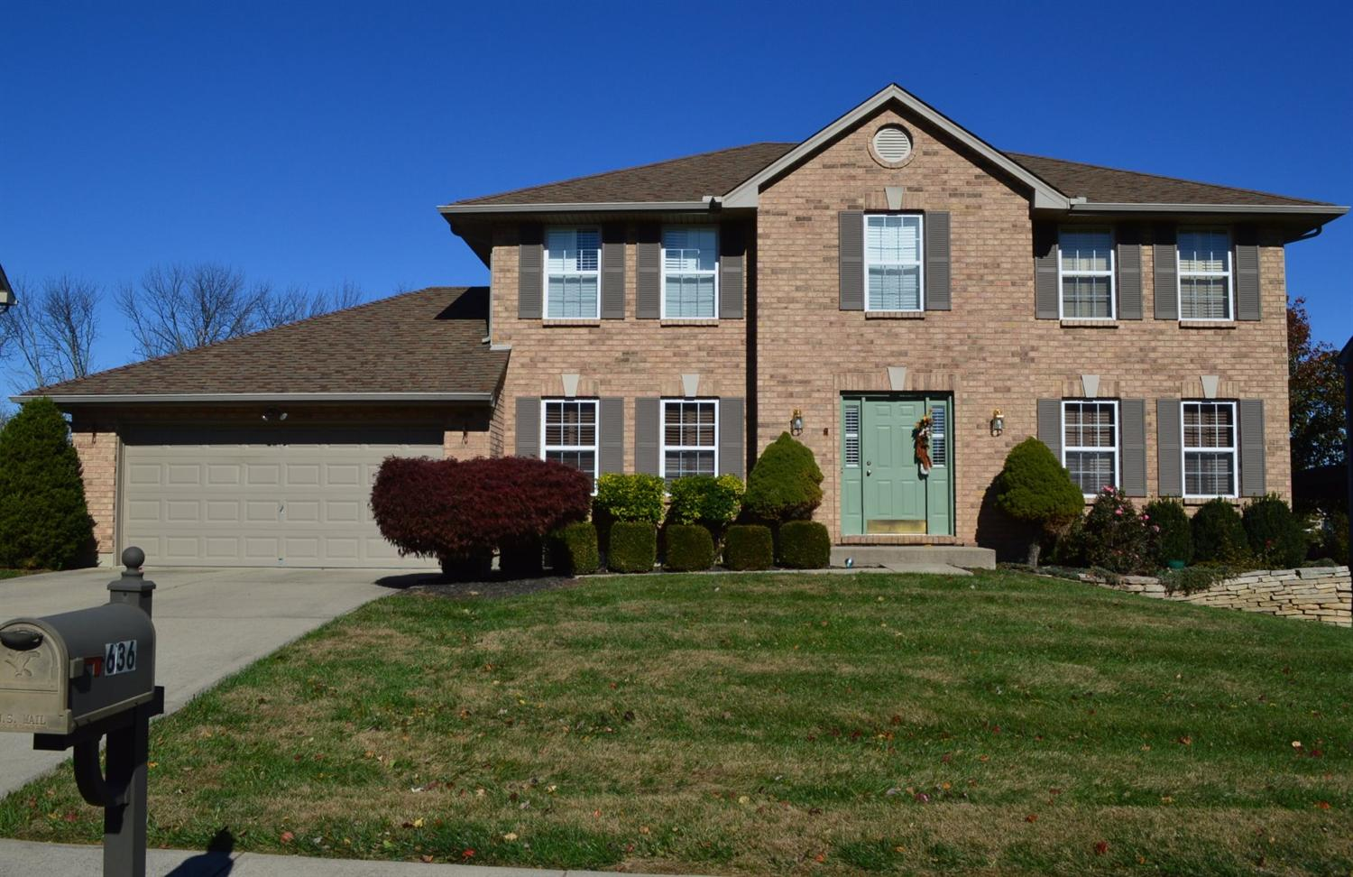 real estate photo 1 for 636 Brandtly Ridge Dr Covington, KY 41015