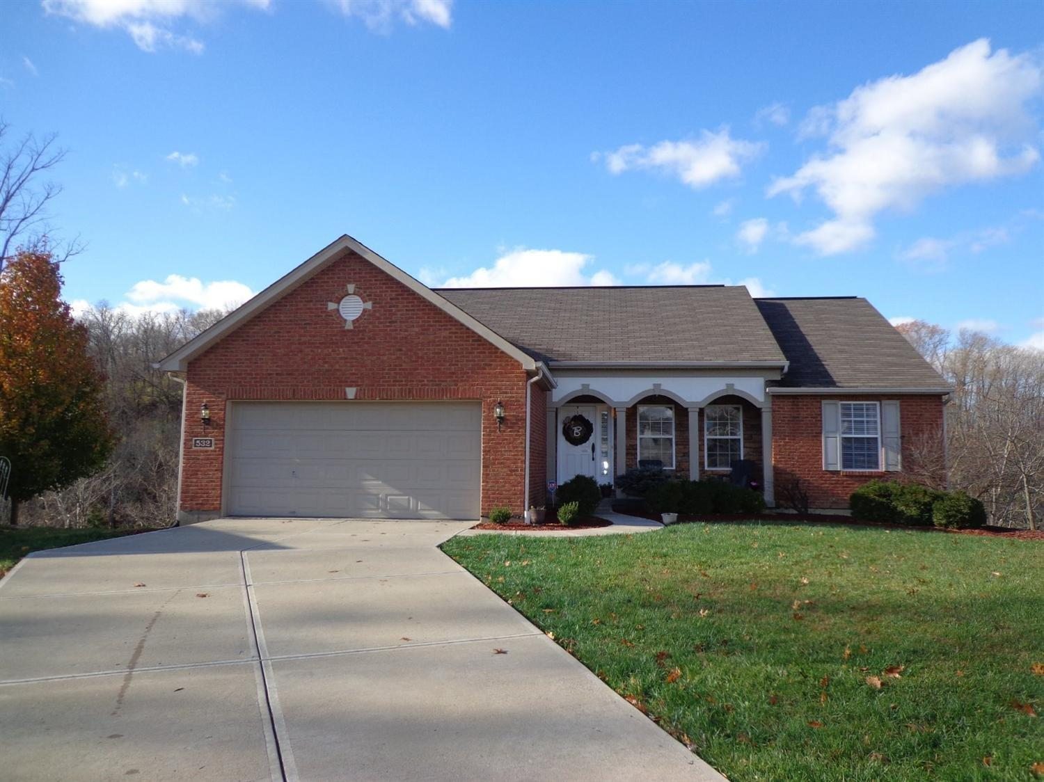 real estate photo 1 for 532 Gabriella Ct Burlington, KY 41005