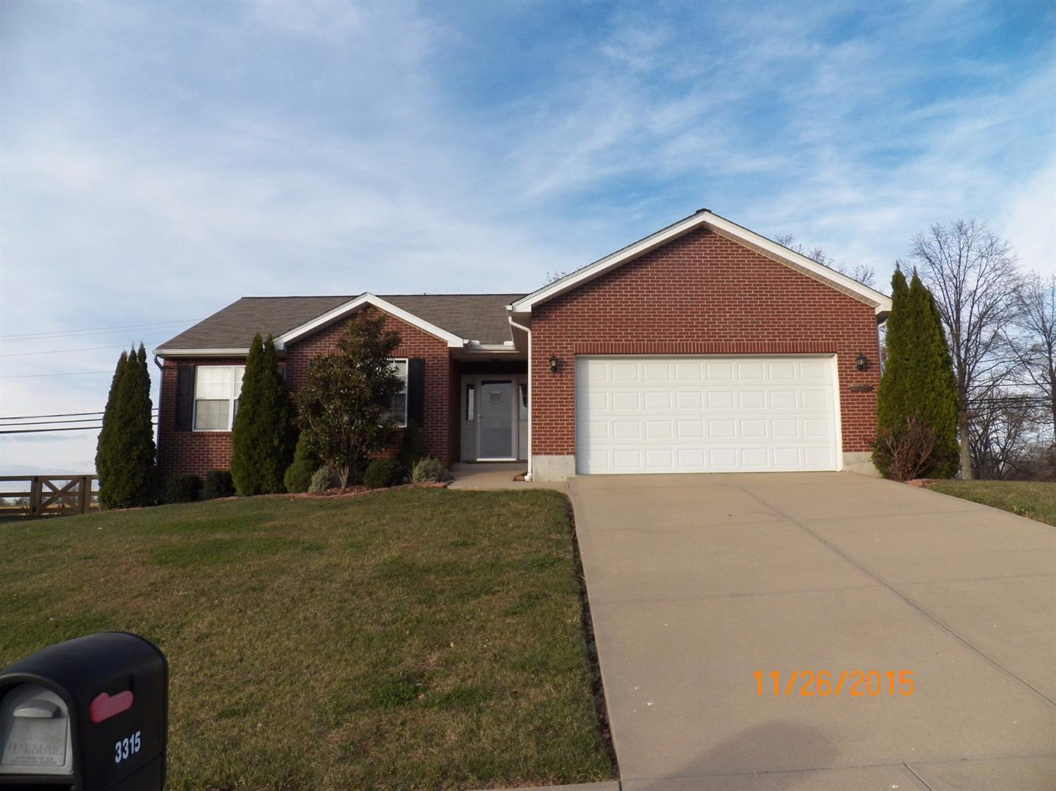 real estate photo 1 for 3315 Summitrun Dr Independence, KY 41051