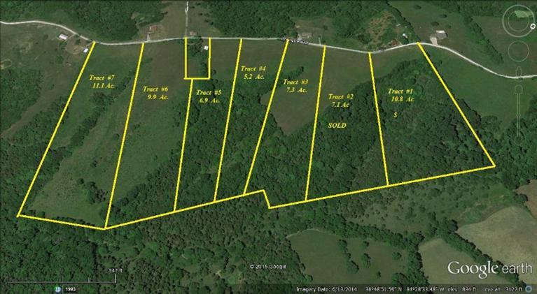 Photo 1 for 10 Acres Pfanstiel Demossville, KY 41063
