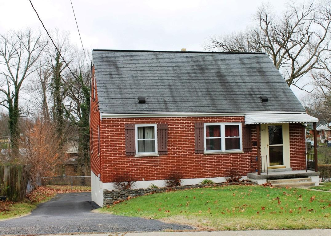 real estate photo 1 for 321 Timberlake Ave Erlanger, KY 41018