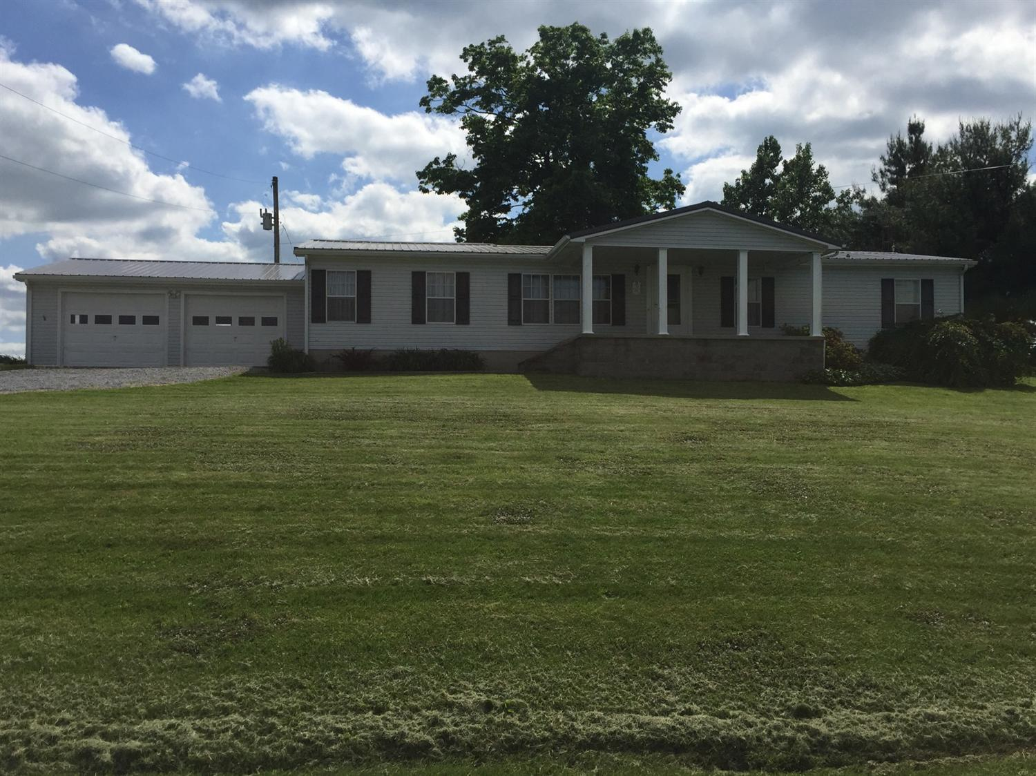 real estate photo 1 for 263 Pin Hook Rd Mt Olivet, KY 41064