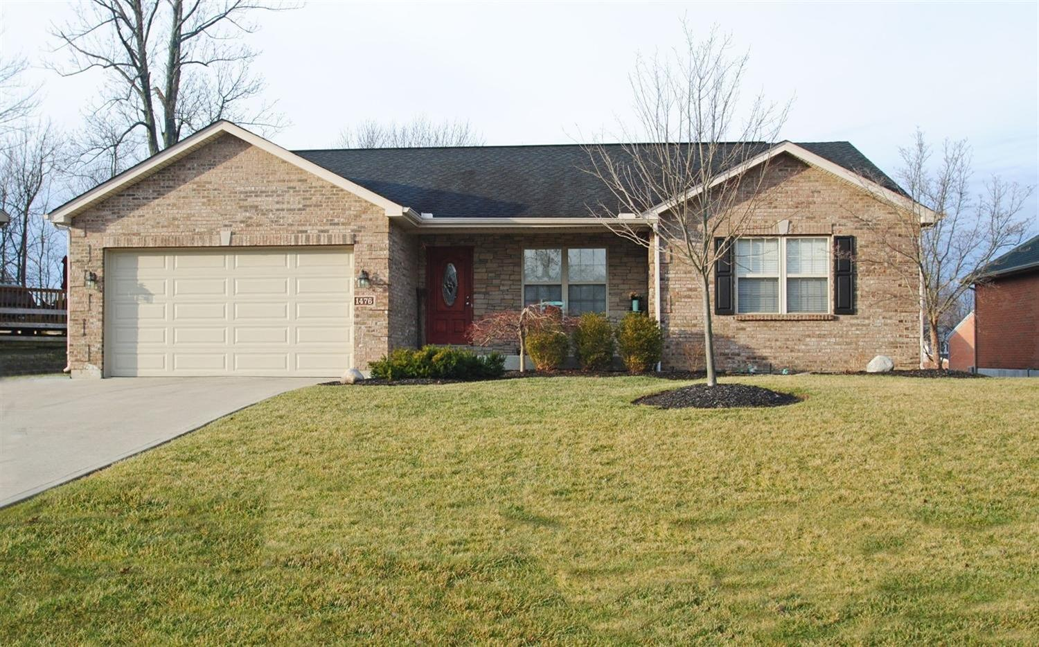 real estate photo 1 for 1476 Woodside Dr Florence, KY 41042