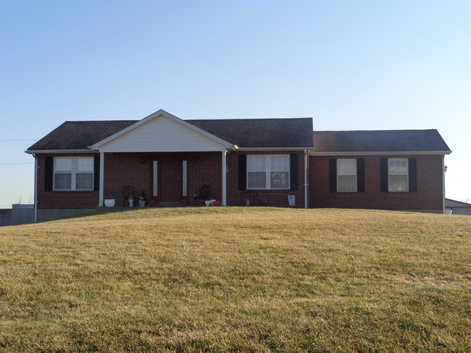 real estate photo 1 for 349 Taylor Jones Rd Falmouth, KY 41040
