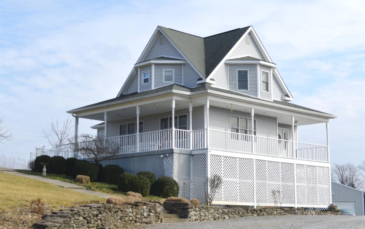 real estate photo 1 for 2049 Wagners Ferry Rd Falmouth, KY 41040
