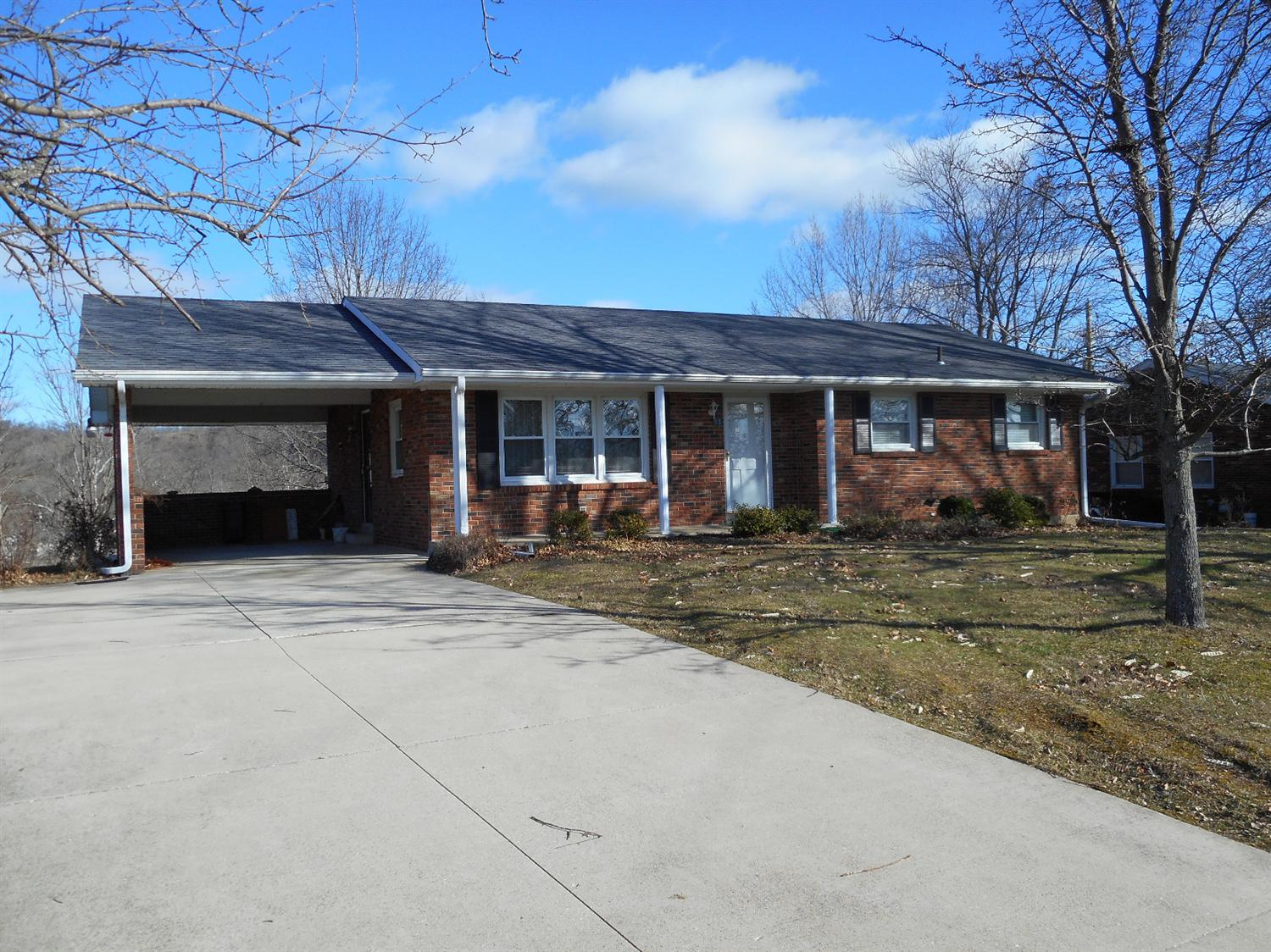 real estate photo 1 for 51 Boone Rd Carrollton, KY 41008