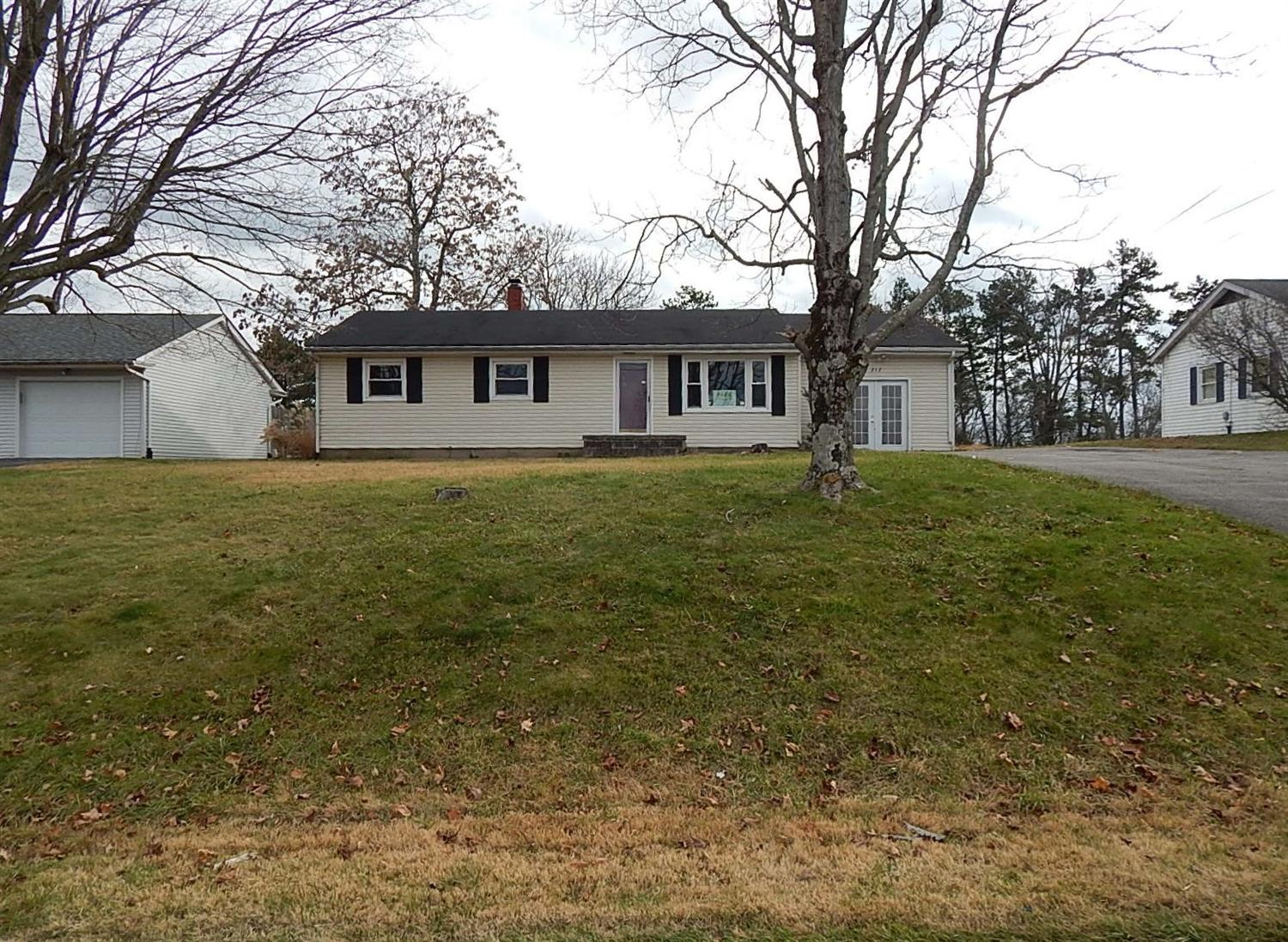 Photo 1 for 212 Humes Ridge Rd Williamstown, KY 41097