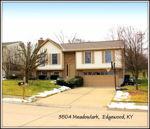 real estate photo 1 for 3504 Meadowlark Dr Edgewood, KY 41018