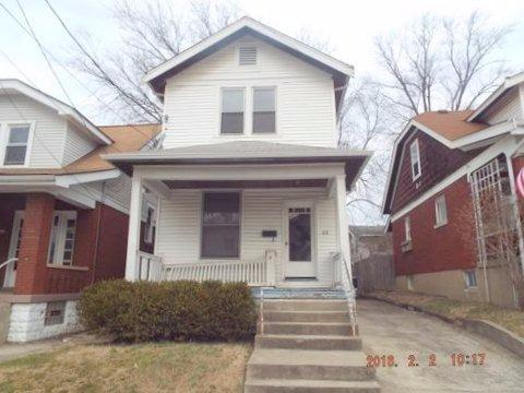 Photo 1 for 20 W 32nd St Covington, KY 41015