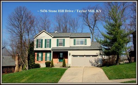 real estate photo 1 for 5436 Stone Hill Dr Taylor Mill, KY 41015