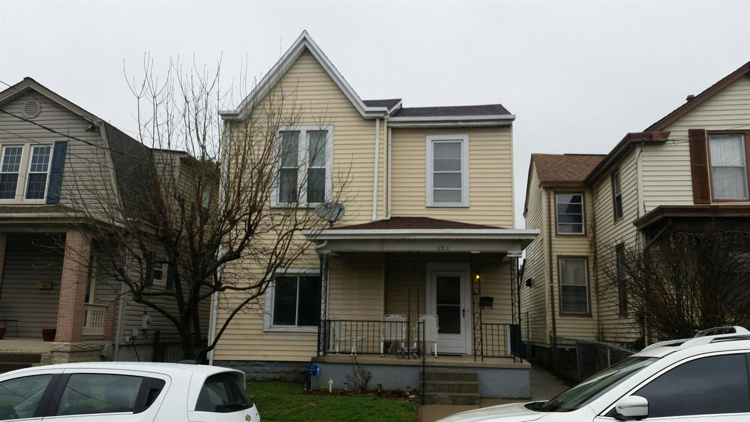 real estate photo 1 for 151 Ward Ave Bellevue, KY 41073