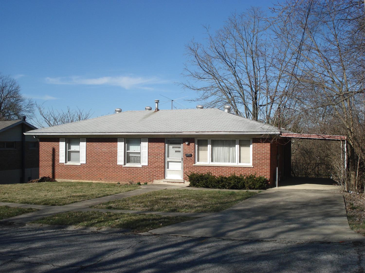 real estate photo 1 for 110 Sherwood Dr Cynthiana, KY 41031