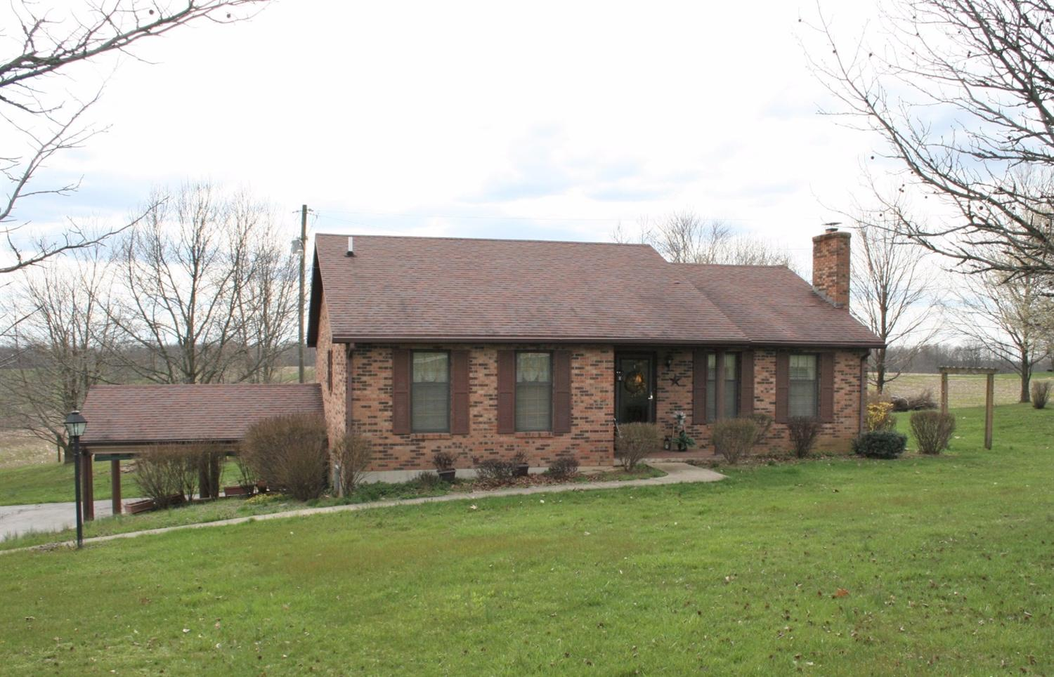 real estate photo 1 for 4875 Hwy 127n Owenton, KY 40359