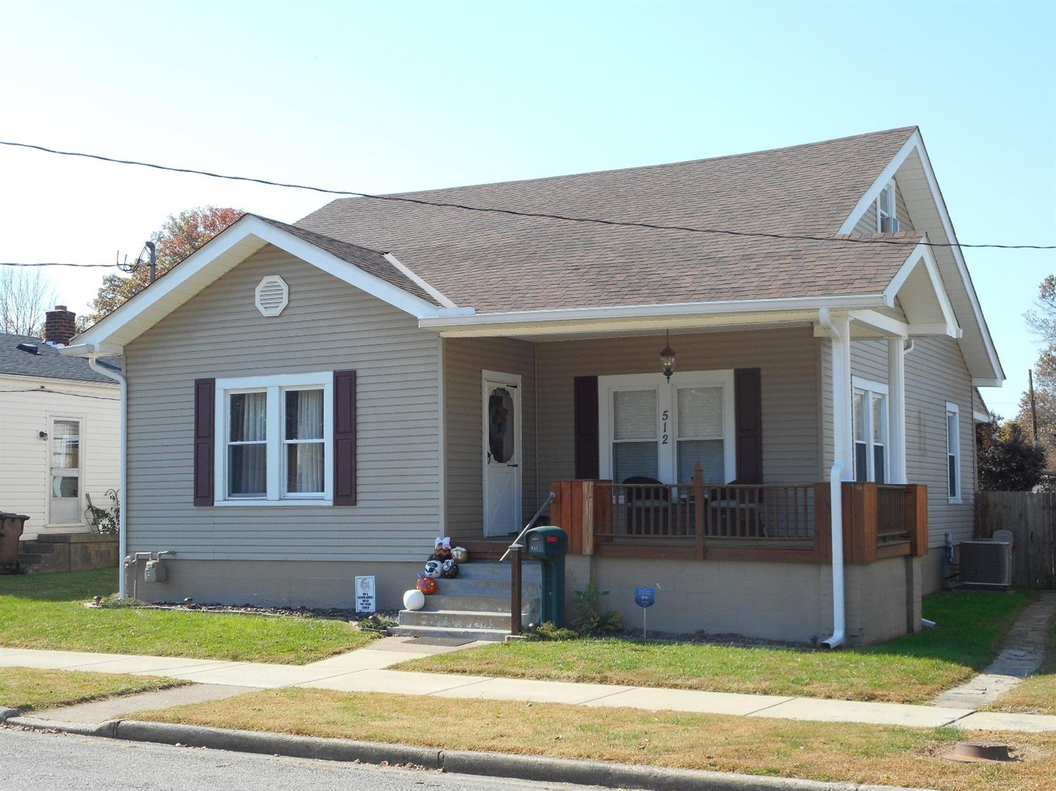 real estate photo 1 for 512 Sixth St Carrollton, KY 41008
