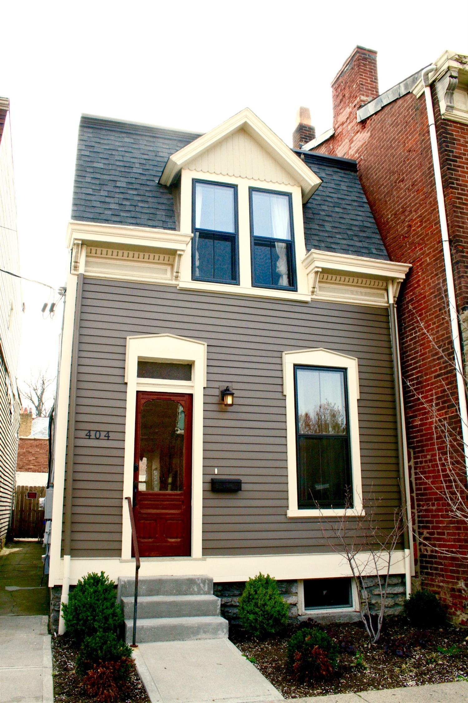real estate photo 1 for 404 Overton St Newport, KY 41071