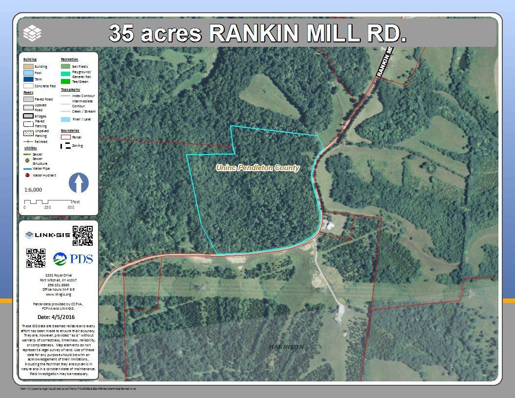 35 Acres Rankin Mill Rd