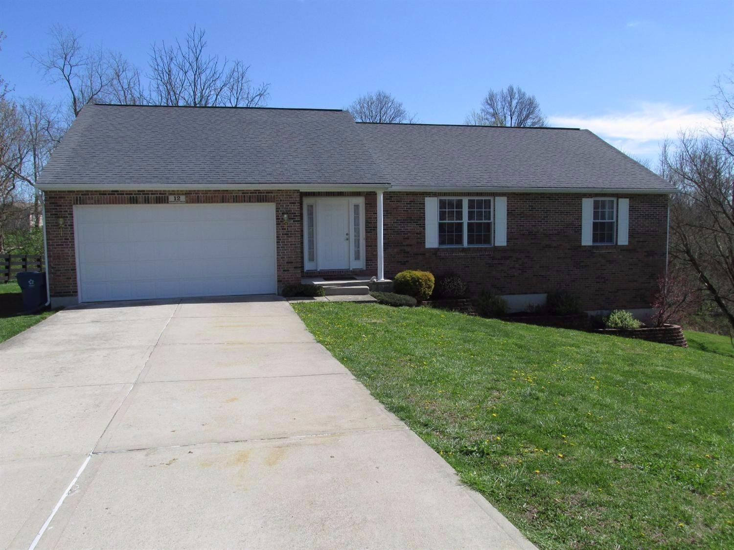 real estate photo 1 for 12 Ridgeview Cir Dry Ridge, KY 41035
