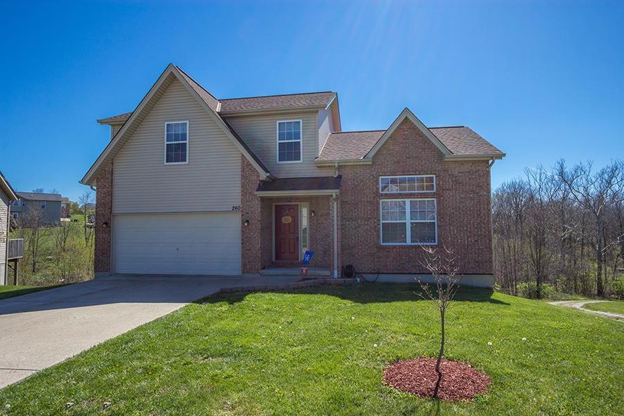 real estate photo 1 for 260 Fairway Dr Dry Ridge, KY 41035