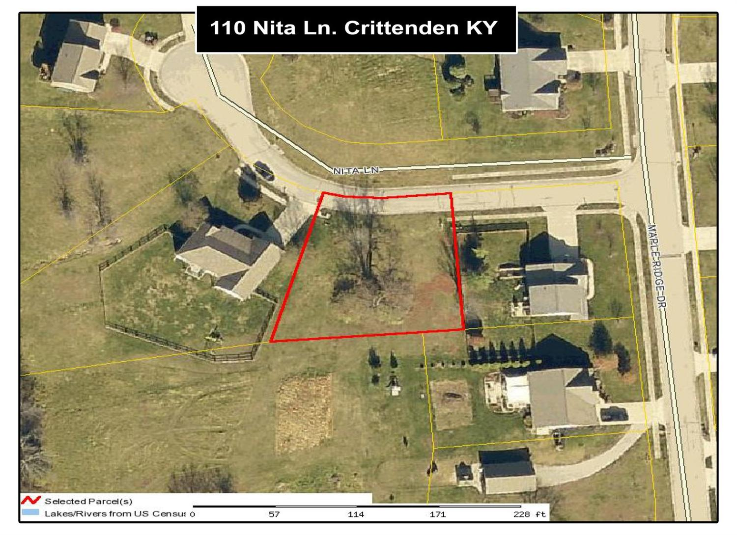 real estate photo 1 for 110 Nita Ln Crittenden, KY 41030