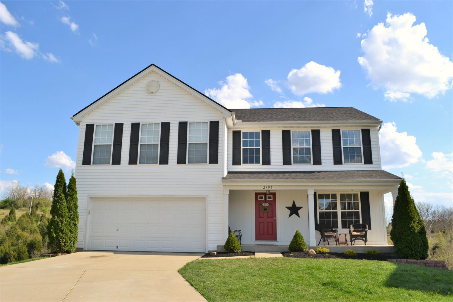 real estate photo 1 for 2397 Hickorywood Ct Alexandria, KY 41001