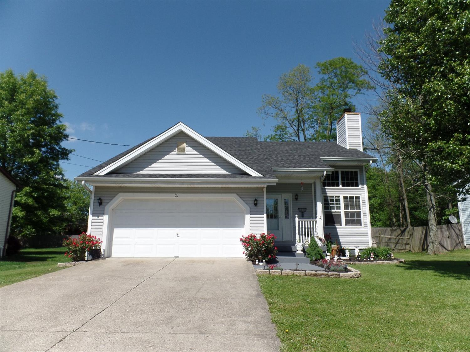 real estate photo 1 for 21 Kelley Dr Florence, KY 41042
