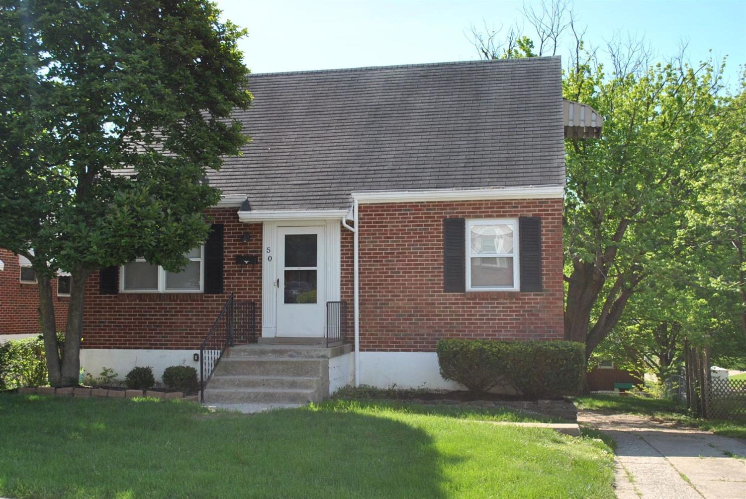 real estate photo 1 for 50 Bon Jan Ln Highland Heights, KY 41076