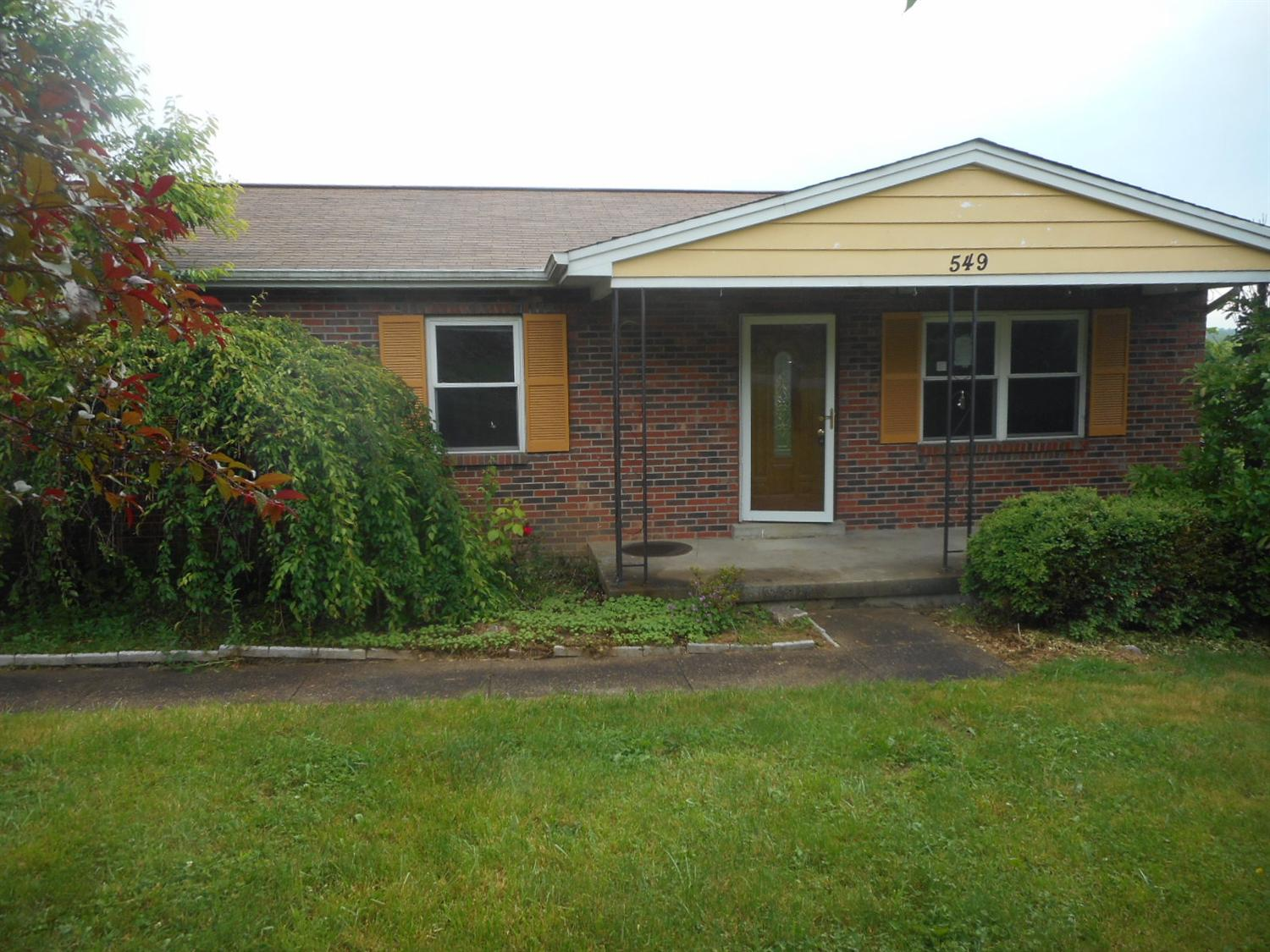 real estate photo 1 for 549 Old Bristow Rd Independence, KY 41051