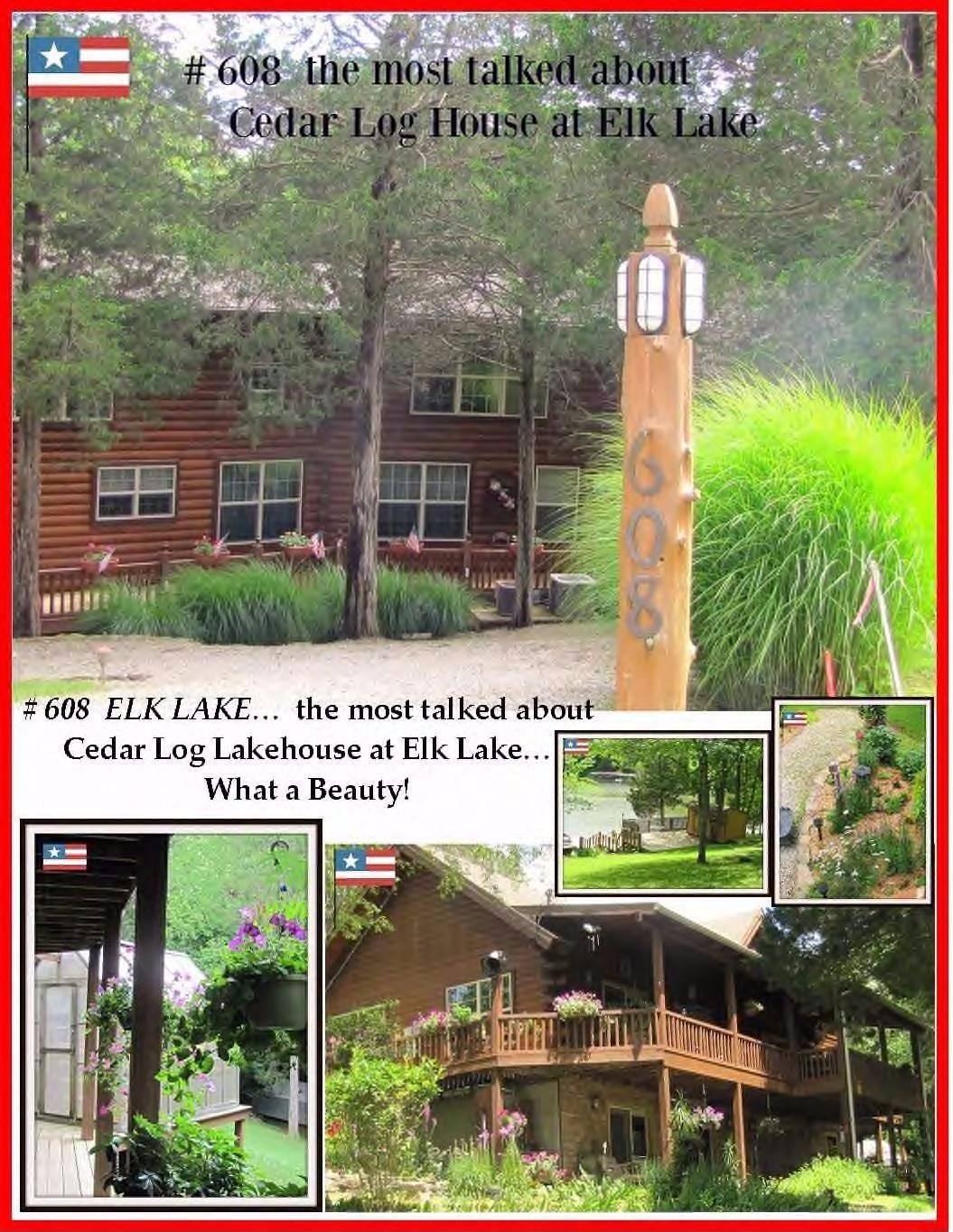 real estate photo 1 for 445 Elk Lake Resort 608 Rd Owenton, KY 40359