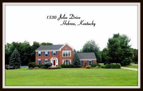 real estate photo 1 for 1530 Jolee Dr Hebron, KY 41048