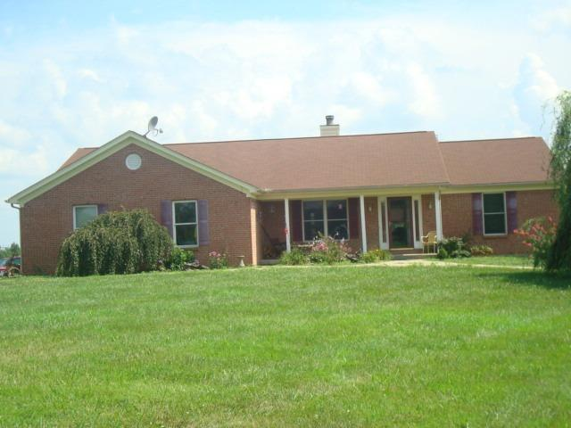 real estate photo 1 for 198 Hogg Ridge Williamstown, KY 41097