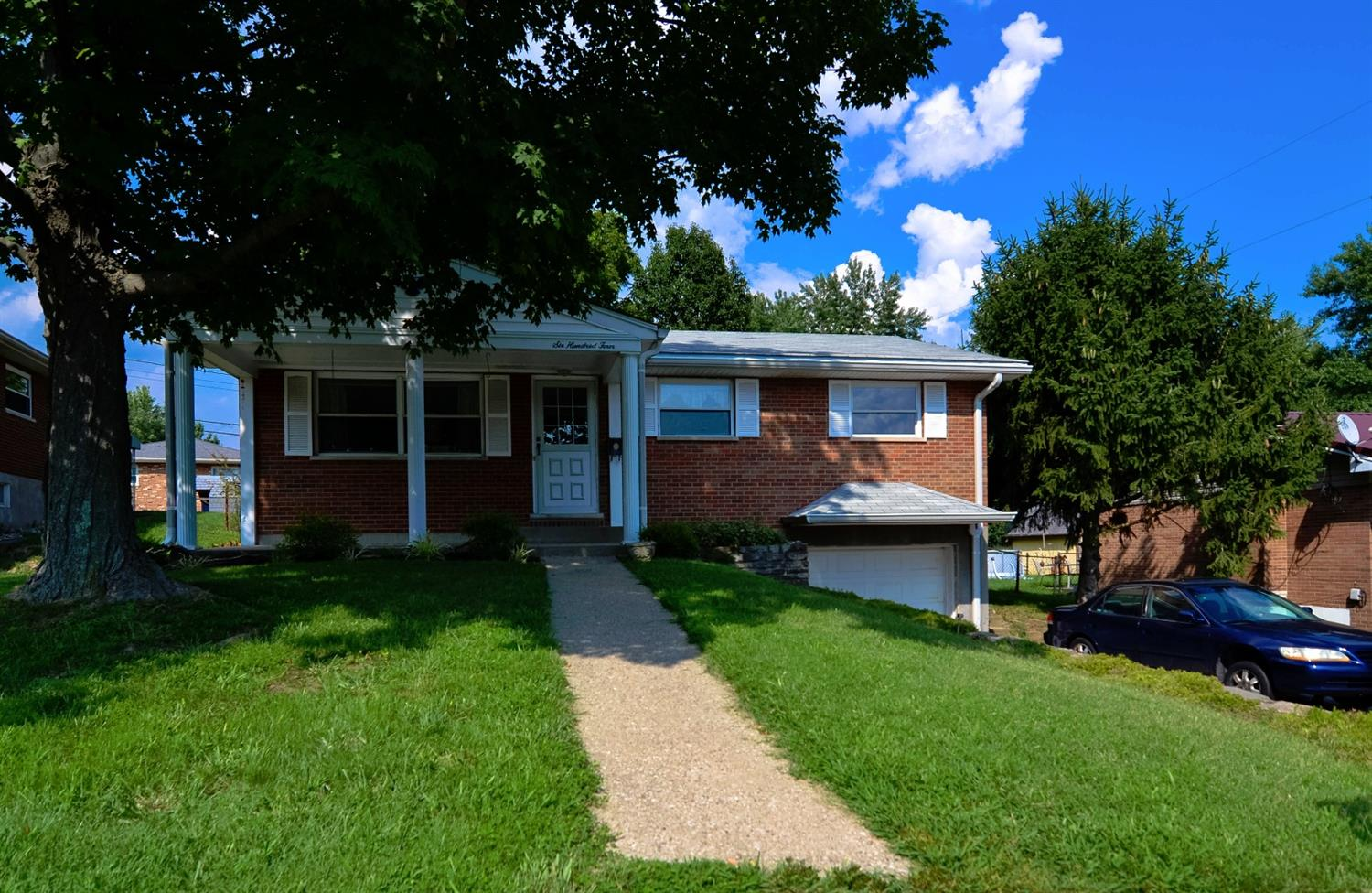 real estate photo 1 for 604 Hallam Ave Erlanger, KY 41018