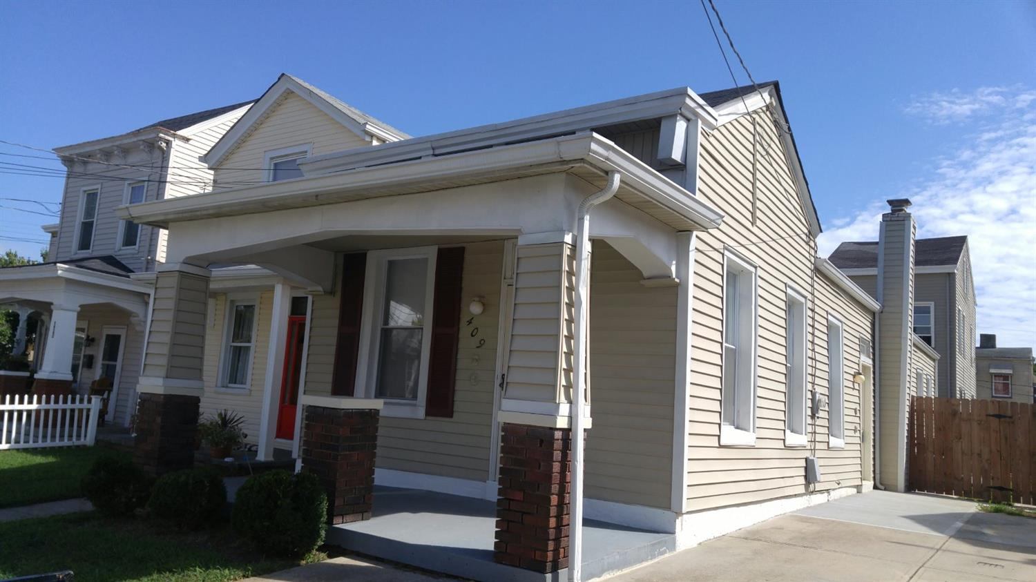 real estate photo 1 for 409 Clark St Bellevue, KY 41073