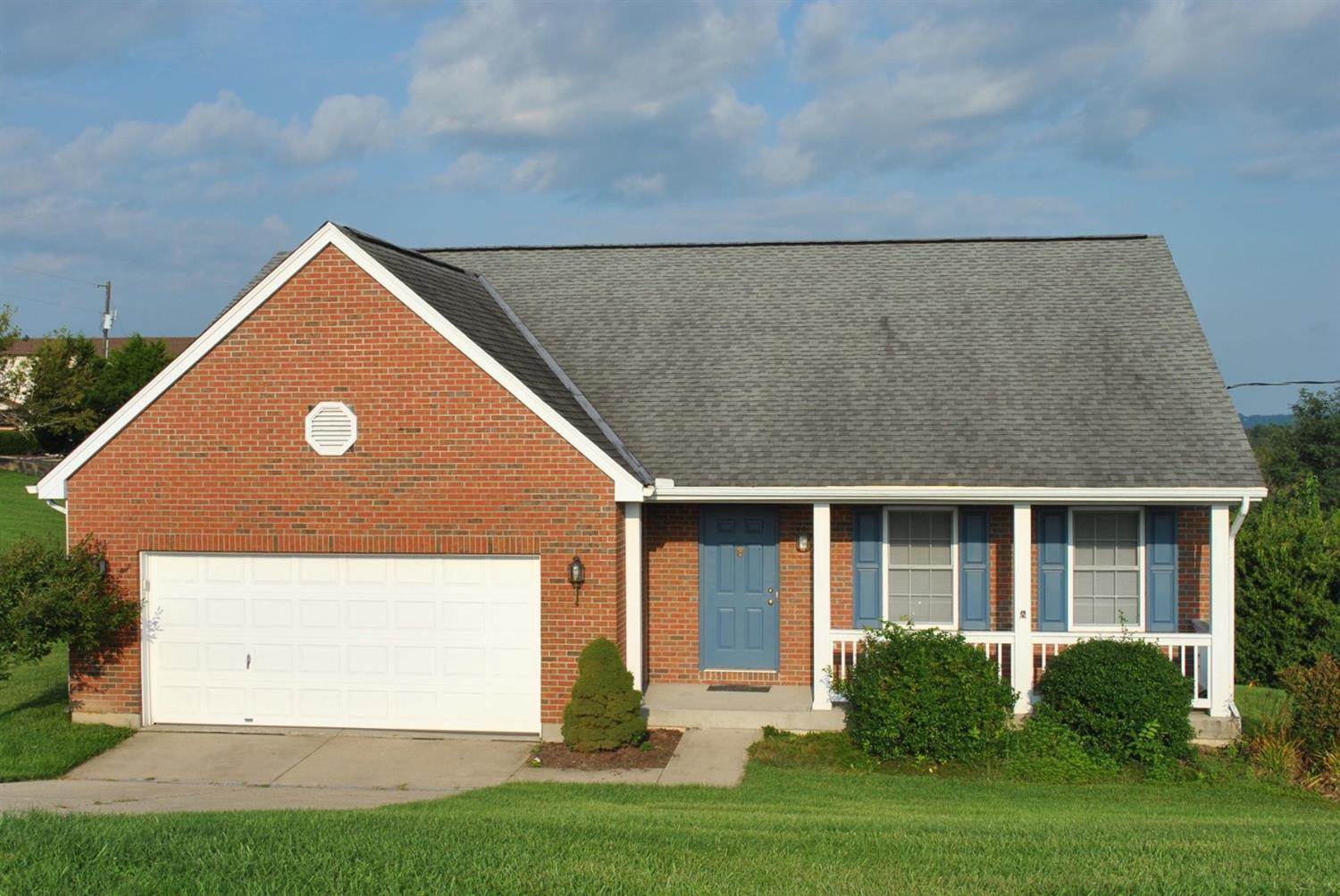 real estate photo 1 for 9672 Henry Ct Alexandria, KY 41001