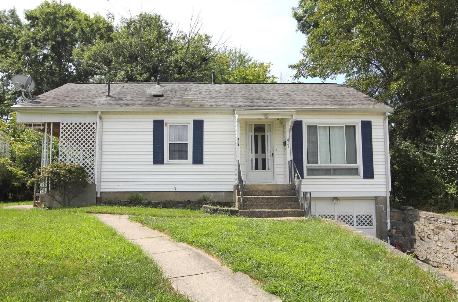 real estate photo 1 for 421 Elken Pl Elsmere, KY 41018