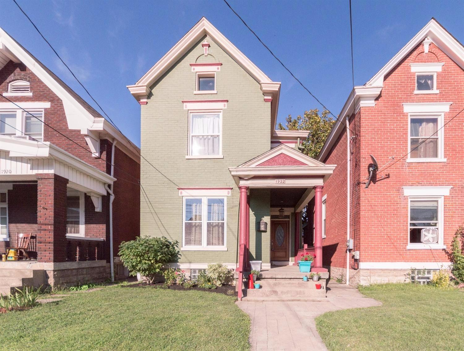 real estate photo 1 for 1922 Garrard St Covington, KY 41014