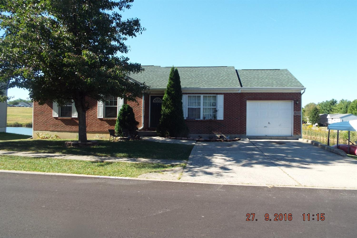 real estate photo 1 for 211 Harvest Way Crittenden, KY 41030