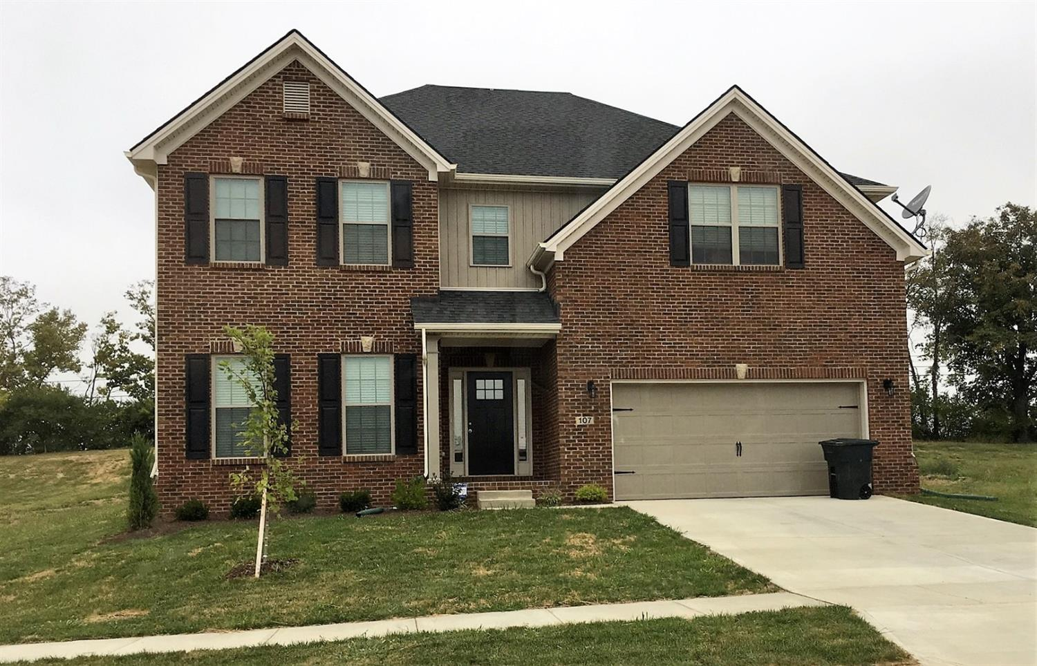Photo 1 for 107 Travis Way Georgetown, KY 40324
