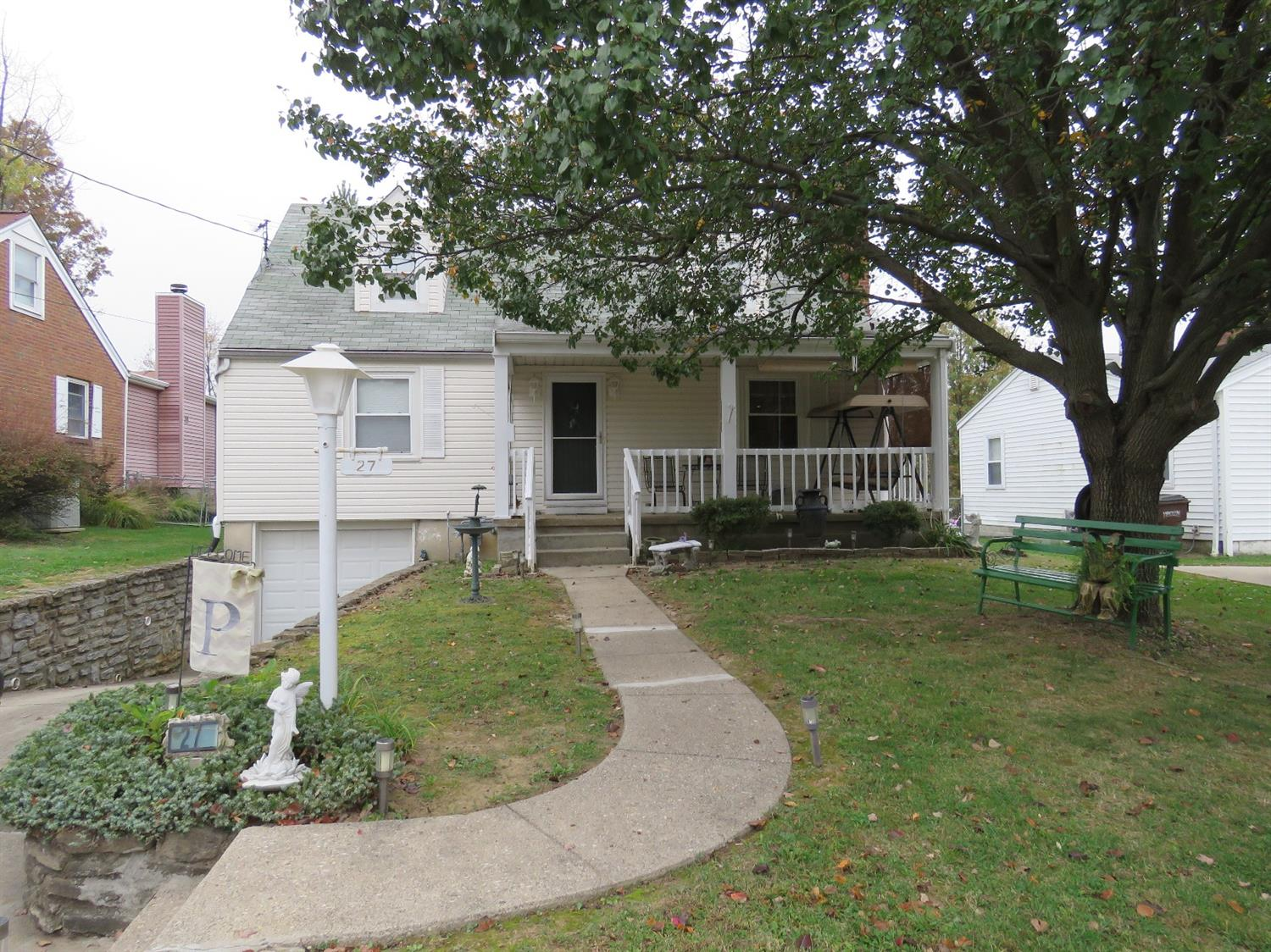 real estate photo 1 for 27 Eastern Ave Elsmere, KY 41018