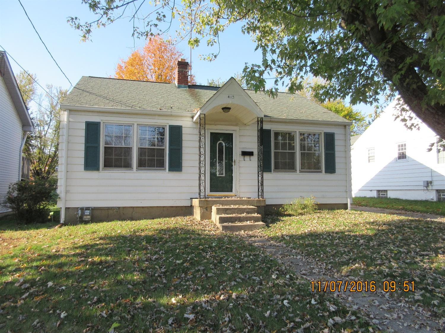 real estate photo 1 for 413 Hallam Ave Erlanger, KY 41018