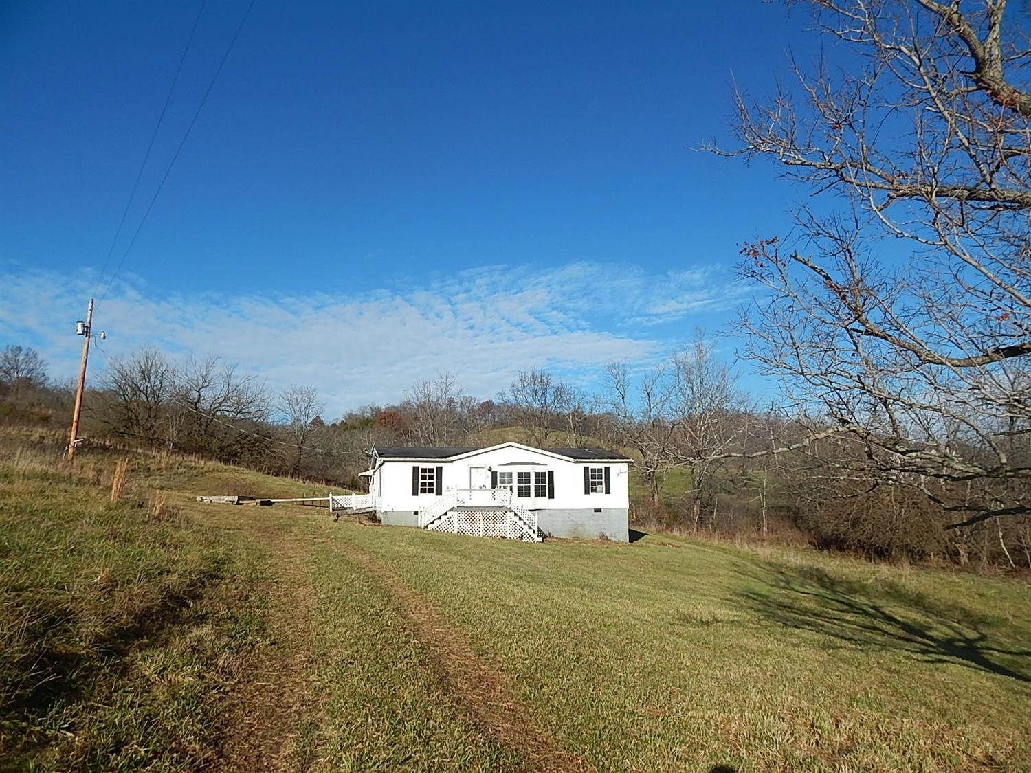 real estate photo 1 for 963 Ed Monroe Rd Falmouth, KY 41040