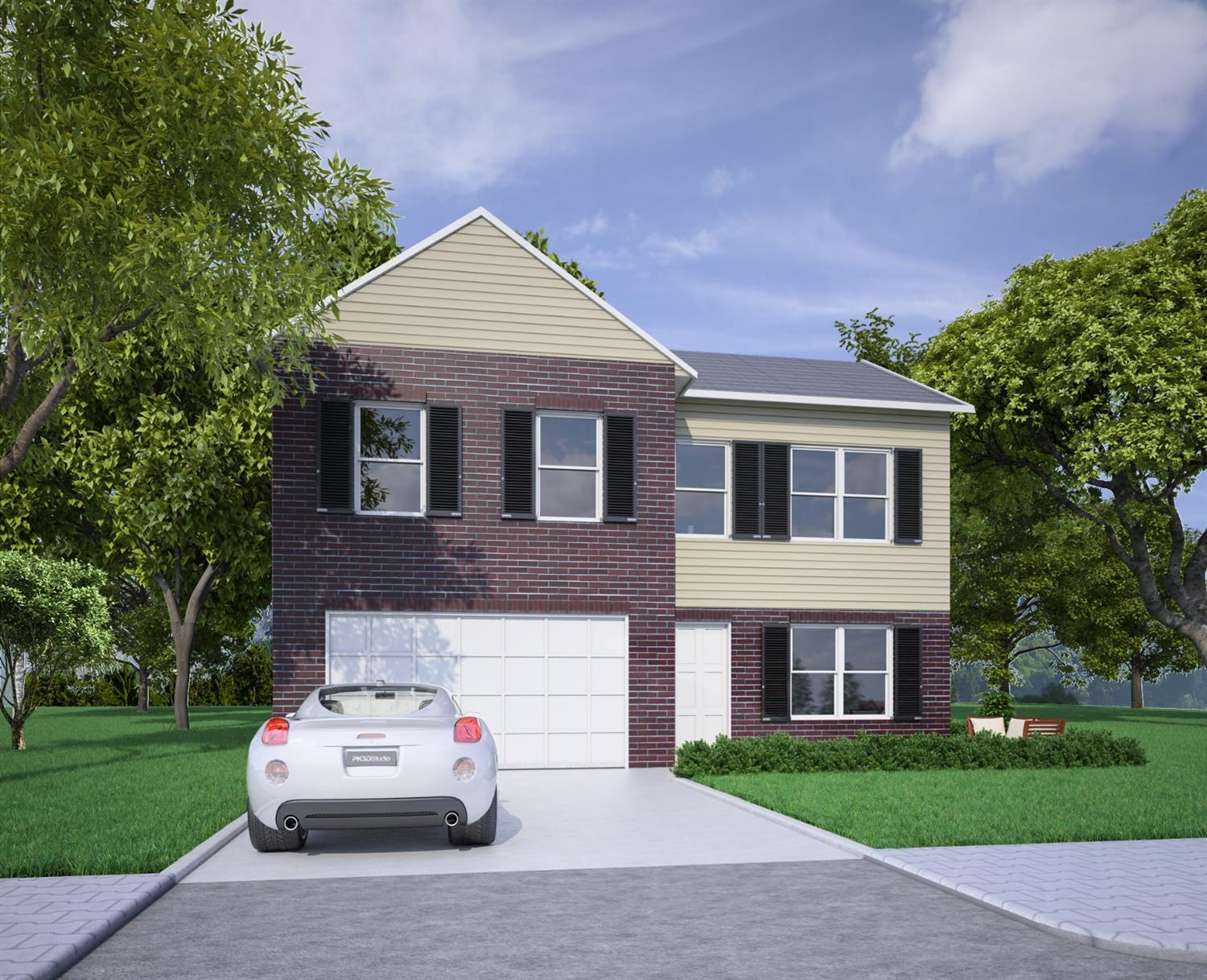 real estate photo 1 for 10395 Canberra Dr, Lot # Independence, KY 41051