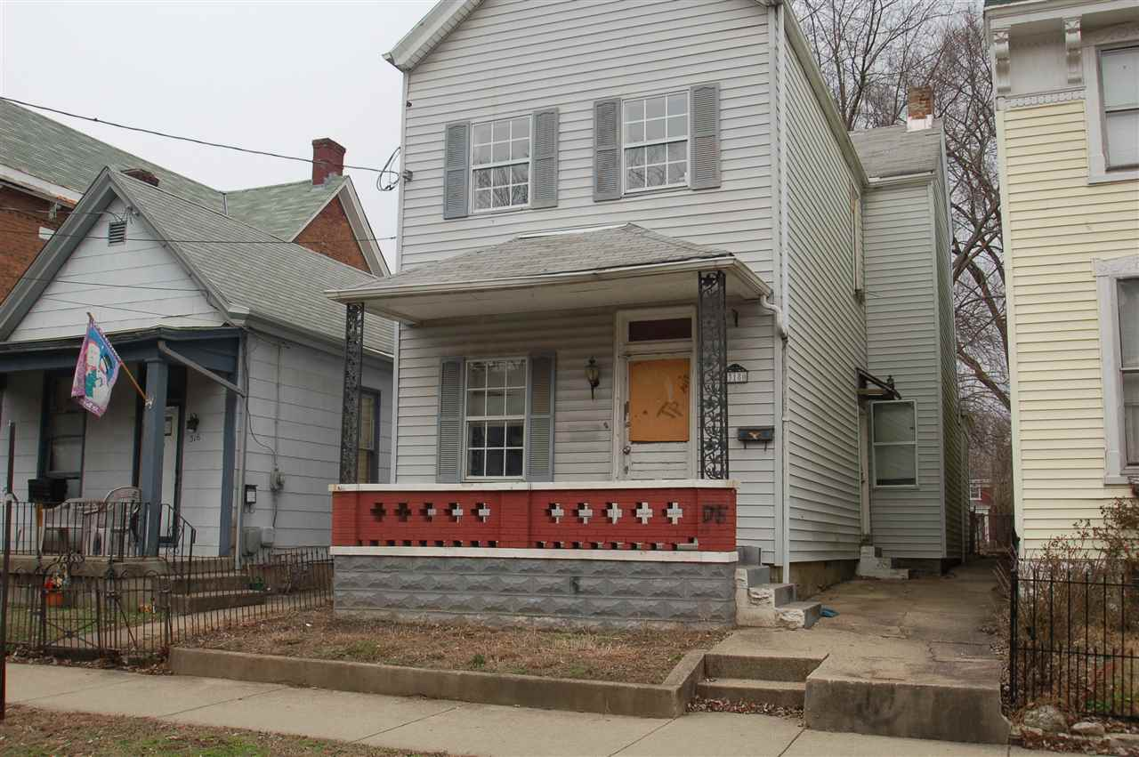 real estate photo 1 for 318 E 17th St Covington, KY 41014